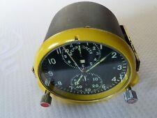 AChS1 Cockpit clock. Wind up.