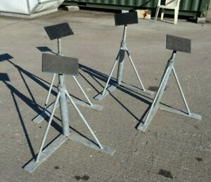 X4 ADJUSTABLE HEAVY DUTY BOAT STANDS