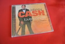 Love Songs by Johnny Cash (CD, Nov-2007, Direct Source) Import Canada CD NEW