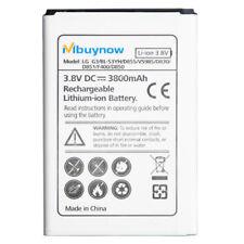 3800mAh Li-ion Batterie rechargeable pour LG G3 BL-53YH/D855/VS985/D830/D851