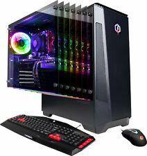 CyberPowerPC - Gaming Desktop - AMD Ryzen 3 2300X - 8GB Memory - AMD Radeon R...