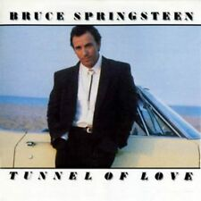 BRUCE SPRINGSTEEN - TUNNEL OF LOVE [CD]