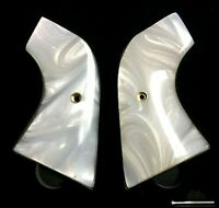 fits RUGER PEARL GRIPS ~ NEW VAQUERO Model - Mother of Pearl Gunslinger Tapered