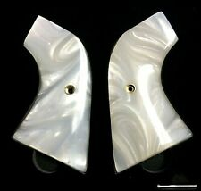fits Ruger Pearl Grips New Vaquero Model - Mother of Pearl Gunslinger Shooter