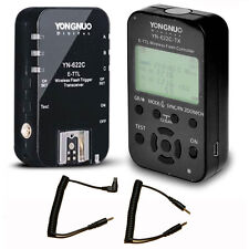 Yongnuo YN-622C-TX YN-622C Kit TTL Flash Controller Trigger for Canon EOS Camera