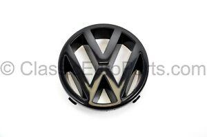 Black grill badge emblem for VW Corrado G60 Passat B2 Vanagon Eurovan T25 T3 T4