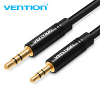 2.5mm Male to 3.5mm Male Record Car AUX Audio Cord Headphone Connect Cable