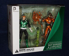 Green Lantern GUY GARDNER vs. LARFLEEZE Action Figures DC Collectibles