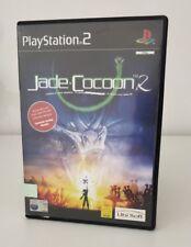JADE COCOON 2 PS2 VERSIONE PAL UK DISCO COME NUOVO PLAYSTATION 2 NO MANUALE