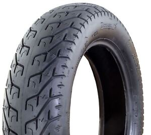 Bikeit Motorcycle Motorbike Tubeless Road Rear Tyre H-Rated 140/90H-15 FT18R