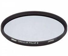 Nikon Circular Polarizing Filter II 58mm 58CPL2 from japan