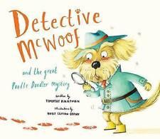 DETECTIVE mcwoof e il grande mistero Barboncino Doodler da Timothy knapman (Sacchetti