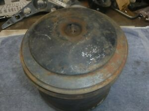 1941,42,46,47,48 Chevrolet Car Element Style Air Cleaner Used OEM