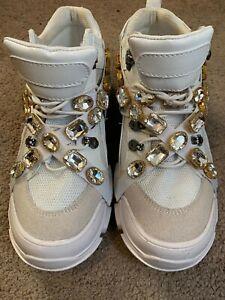 Women's Sneakers Shoes Fashion Casual Walking Shoes Size 10 US size