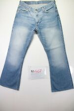 Levi's 516 Bootcut (Cod. M1467)tg50 W36 L36 jeans ACCORCIATO usato vintage zampa