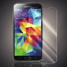 Panzerglas echt 9h Glas Panzerfolie Display Schutz für Samsung Galaxy S5 Sm-900f