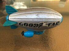 Vintage Tin Toy Buddy L Goodyear Blimp