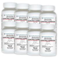 8 GARCINIA CAMBOGIA EXTRACT PURE Powder 60% HCA Advanced Weight Loss