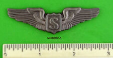 SERVICE PILOT - AAF WWII USAAF Wing 0324