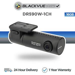 Blackvue DR590W-1CH 16GB Dash Cam Full HD Wi-Fi - NEW