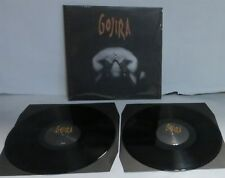Gojira Terra Incognita Black Vinyl LP Record new Listenable