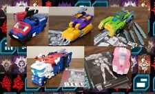 Transformers Siege & Earthrise Deluxe/Voyager/Leader Class Figures Lot of FIVE!