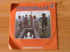 FONOGRAAF - GREYHOUND   *7´´ Single Philips 6000243 v. 1979*   NEUWERTIG / MINT