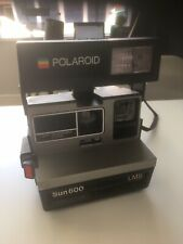 Polaroid Sun 600 LMS Instant Film Camera