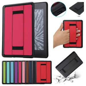 For Amazon Kindle 2019 Paperwhite 4 10th Gen Leather Back Case Shockproof Cover