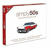 Various Artists - Simply 50s (2012)