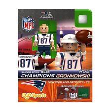 Rob Gronkowski OYO Minifigure Super Bowl XLIX Ne Patriots NFL Football