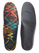 SHADOW CONSPIRACY INVISA LITE PRO INSOLES FIT MENS US 8 - 13 VANS BMX UHF NEW