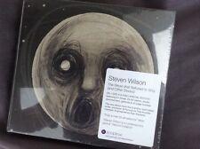 Steven Wilson / The Raven that Refused to Sing / lim. CD+DVD / NEU /OVP