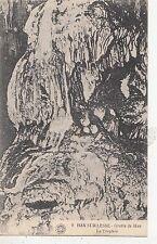 BF19493 han sur lesse grotte de han le trophee  belgium  front/back image