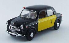 Rio 4449-fiat 1100 taxi barcelona - 1956 1/43