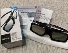 SONY TDG-BT500A 3D Glasses ( Active Shutter Method ) Bluetooth Japan / Tracking