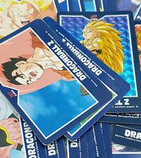 Dragon Ball Z - Carte à l'unité Reg / Prism - Hero Collection - Part 4 - Amada