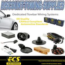 ECS 7 Pin Towbar Trailer Wiring Kit For LANDROVER Freelander 2 SUV 2006 2012