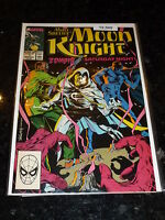 MARC SPECTOR : MOON KNIGHT Comic - Vol 1 - No 7 - Date 11/1989 - MARVEL Comic