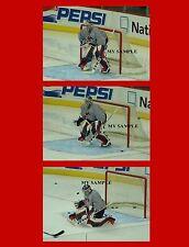 "3 Rick DiPietro 2004 World Cup Team USA Goalie Mask NY Islanders 8"" x 10"" Photos"
