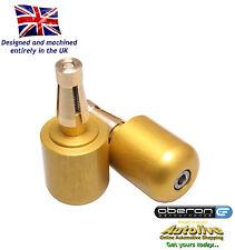 "Oberon large universal bar end weights (7/8"" bar - Gold) - UBE-0914-GOLD"