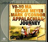 Yo-Yo Ma Appalachian Journey Super Audio CD for SACD Player Only Sony Classical