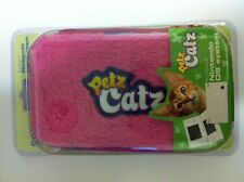 NEW Nintendo DS Lite Official Petz Catz Pink Fur Console System Carrying Case