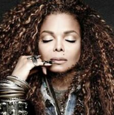 Janet Jackson - Unbreakable Eyes Closed Cover Limited Edition IMPORT CD 2015