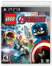 LEGO Marvel Avengers (Sony PlayStation 3, 2016) BRAND NEW