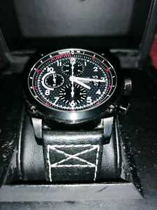ORIS Aviation BC4 Chronograph Automatic Date - Black PVD Coating - 45 mm