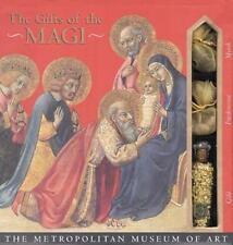 THE GIFTS OF THE MAGI Gold Fraknincense Metropolitan Museum of Art Bulfinch 1998