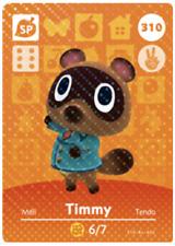 [310 Timmy] Animal Crossing New Horizons amiibo Cards, NA/US!