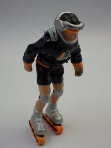 Figurine Action Figure Hasbro Action Man 3 7/8in Rolleur Jet