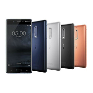 "Original Android Nokia 5 Dual SIM 4G LTE 16GB ROM 2GB RAM 13MP Phone 5.2"""